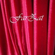 tesatura-catifea-elastica-rosie